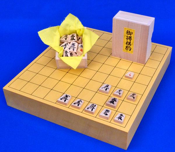【残りわずか】 将棋セット 新かや2寸一枚板卓上将棋盤セット(木製将棋駒新槙書き駒), 小樽市:b3c92add --- canoncity.azurewebsites.net