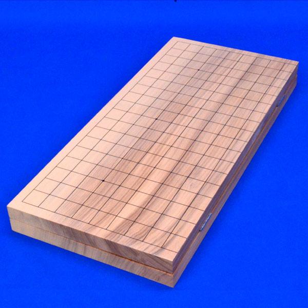 【難あり特価品】囲碁盤 本桂7号折碁盤