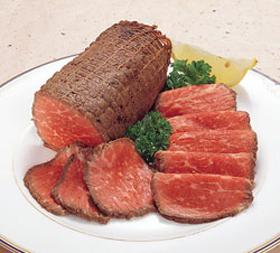 ローストビーフ(モモ) 5kg(約6~8本入)(冷凍食品 前菜 パーティ オードブル 業務用食材 ローストビーフ 洋食)