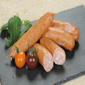 ゴールドシュマウス)ドイツ産ボックヴルストあらびき 70g×6本(ウィンナー 洋風調理 洋食 肉料理 ソーセージ 洋食一品 フランクフルト)