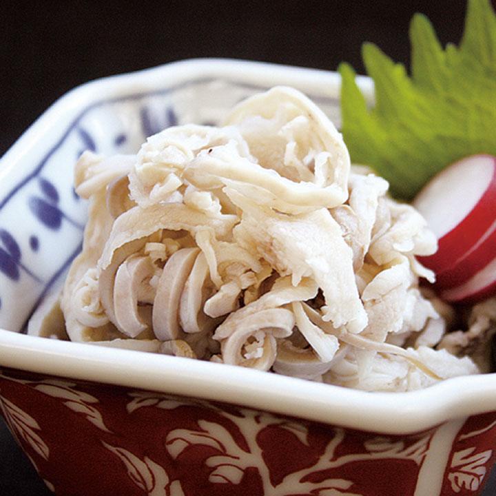 【新商品】丸協食産)冷凍 酢もつ 1Kg(冷凍食品 コリコリ 豚ガツ おつまみ モツ モツ)