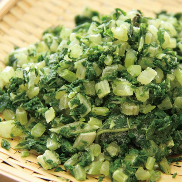 ニチレイ)そのまま使える葉だいこん 500g(冷凍食品 簡単 時短 便利 冷凍野菜 カット野菜 大根 ダイコン 2018年新商品 野菜)