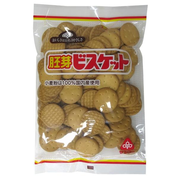 小麦粉は100%国内産使用 サンコー 価格交渉OK送料無料 胚芽ビスケット 170g 新作 大人気