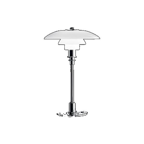 【正規販売店】ルイスポールセン「PH 3/2 テーブル」(シルバー・クローム)テーブルランプ/テーブルライト ( louis poulsen )照明【送料無料】02P03Dec16