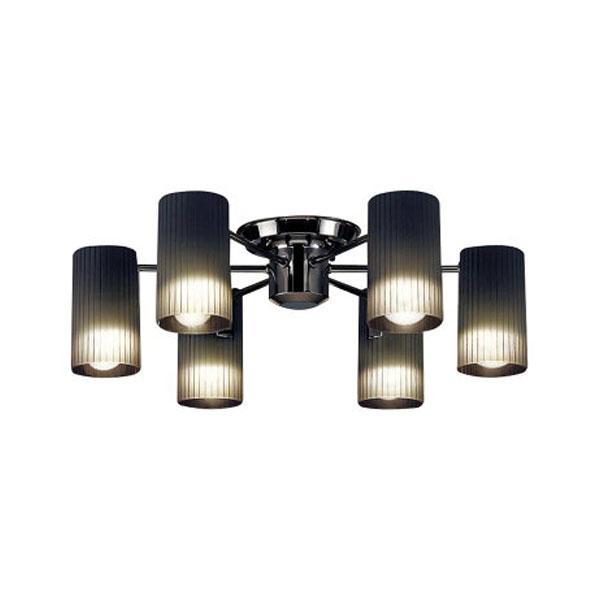 パナソニック「LGB57651K」LEDシャンデリアライト(~6畳用)【電球色】【要工事】LED照明●●