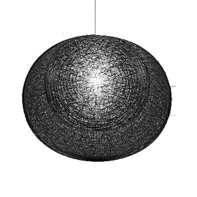 ヤマギワ「321P2912B」ペンダントライトMAYUHANA MA 黒/(マユハナ ブラック)/(引掛けシーリング用)照明●●