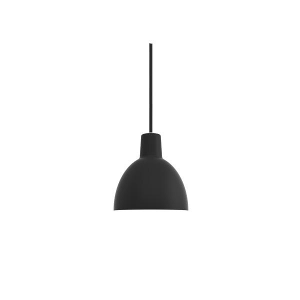 【正規販売店】ルイスポールセン「Toldbod120 ( トルボー )」ブラック/ペンダントライト(引掛けシーリング用)( louis poulsen )照明●●