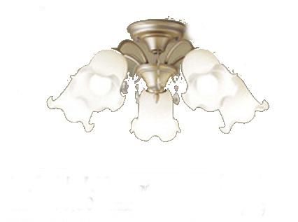 パナソニック「LGB57582」LEDシャンデリアライト(~14畳用)【電球色】(U-ライト方式 )【要工事】LED照明●●