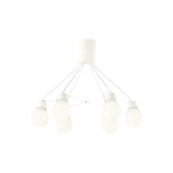 パナソニック「LGB57628WCE1」LEDシャンデリアライト(~6畳用)【電球色】(引掛けシーリング用)LED照明●●, KANDマーケット 6e439327