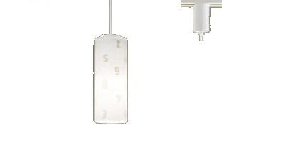 パナソニック「LGB16071K」LEDペンダントライト【電球色】(配線ダクト用)LED照明●●