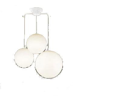 パナソニック「LGB19411WZ」LEDシャンデリアライト(~6畳用)【電球色】(U-ライト方式 )【要工事】LED照明●●