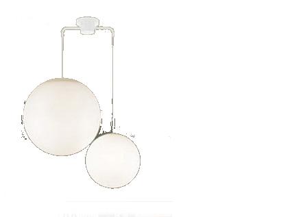 パナソニック「LGB19511WK」LEDシャンデリアライト(~8畳用)【電球色】(U-ライト方式 )【要工事】LED照明●●