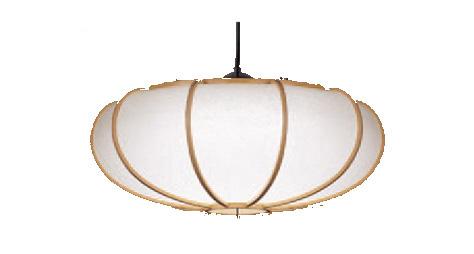 パナソニック「LGB13613LE1」和風LEDペンダントライト(~10畳用)【昼白色】(引掛けシーリング用)LED照明●●