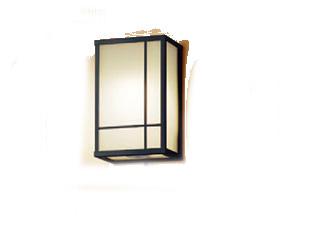 パナソニック「LGWC85083K」和風LEDエクステリアライト【電球色】(直付用)【要工事】LED照明●●