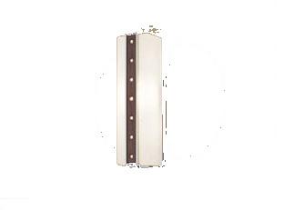 パナソニック「LGWC80411LE1」LEDエクステリアライト【電球色】(直付用)【要工事】LED照明●●