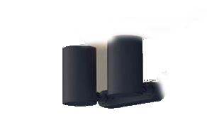 パナソニック「LGB84676KLE1」LEDスポットライト【温白色】(直付用)【要工事】LED照明●●