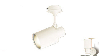 パナソニック「LGB84072K」LEDスポットライト【電球色】(直付用)【要工事】LED照明●●