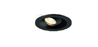 パナソニック「LGB70088K」LEDダウンライト/ユニバーサルダウンライト【電球色】埋込穴48パイ<▼電源ユニット別売><集光>【要工事】LED照明●●