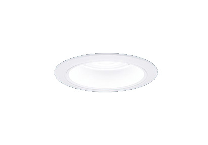 パナソニック「XND1531WBLZ9」LED(白色) ダウンライト 浅型10H・ビーム角85度・拡散タイプ・光源遮光角15度 調光タイプ(ライコン別売)/埋込穴φ100【要工事】●●