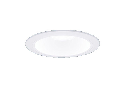 パナソニック「XND2060WCLE9」LED(温白色) ダウンライト 浅型9H・ビーム角50度・広角タイプ・光源遮光角15度 埋込穴φ150【要工事】●●