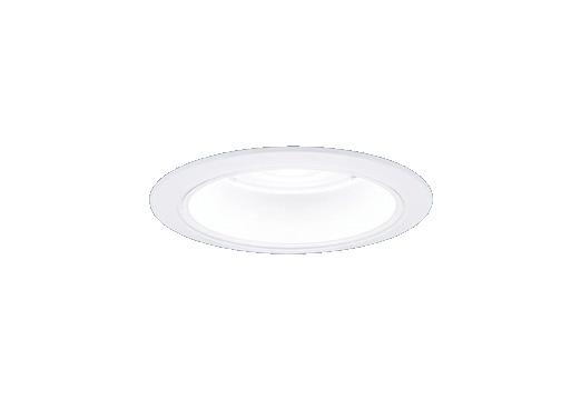 パナソニック「XND1030WLLE9」LEDダウンライト LED(電球色)浅型10H・ビーム角50度・広角タイプ・光源遮光角15度 埋込穴φ100【要工事】●●