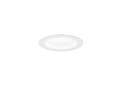 パナソニック「XND1501WVLZ9」LEDダウンライト LED(温白色)ビーム角80度・拡散タイプ・光源遮光角15度 調光タイプ(ライコン別売)/埋込穴φ75【要工事】●●