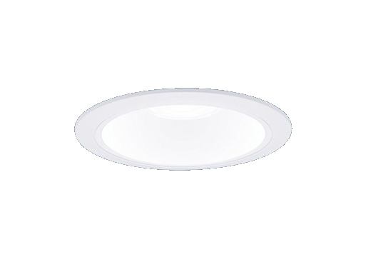 パナソニック「XND2060WYLZ9」LEDダウンライト LED(電球色)浅型9H・ビーム角50度・広角タイプ・光源遮光角15度 調光タイプ(ライコン別売)/埋込穴φ150【要工事】●●