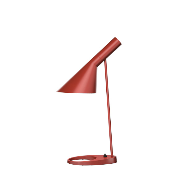 【正規販売店】ルイスポールセン「AJ テーブル ラスティーレッド」LEDテーブルスタンドライトLED照明