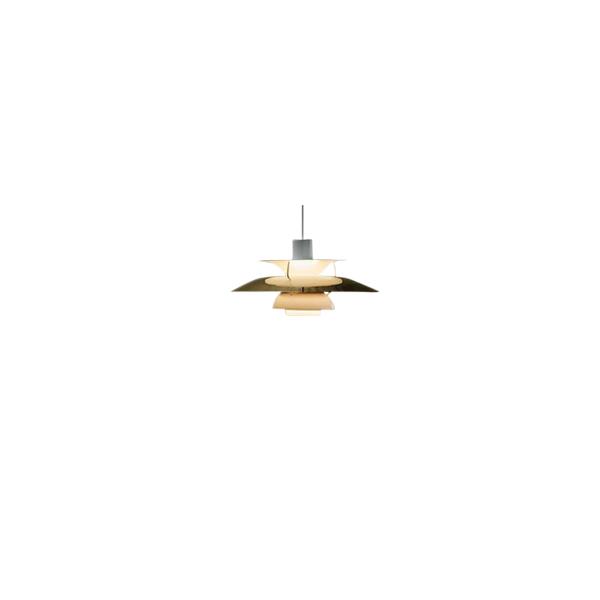 予約注文/生産待ち150日前後【正規品】「PH5 Mini ミニ 真鍮(ブラス)」LEDペンダントライトLED照明|louis poulsen(ルイスポールセン)