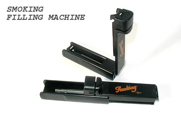 SMOKING FILLING MACHINE&100FILTER SMOKING CIGARETTE TUBES