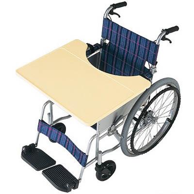 """【車いす用テーブル】""""これべんり""""軽量タイプ/車椅子用軽量テーブル"""