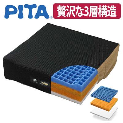 【車いす用クッション】ピタ・シートクッションSS PT004/車椅子クッション/日本ジェル