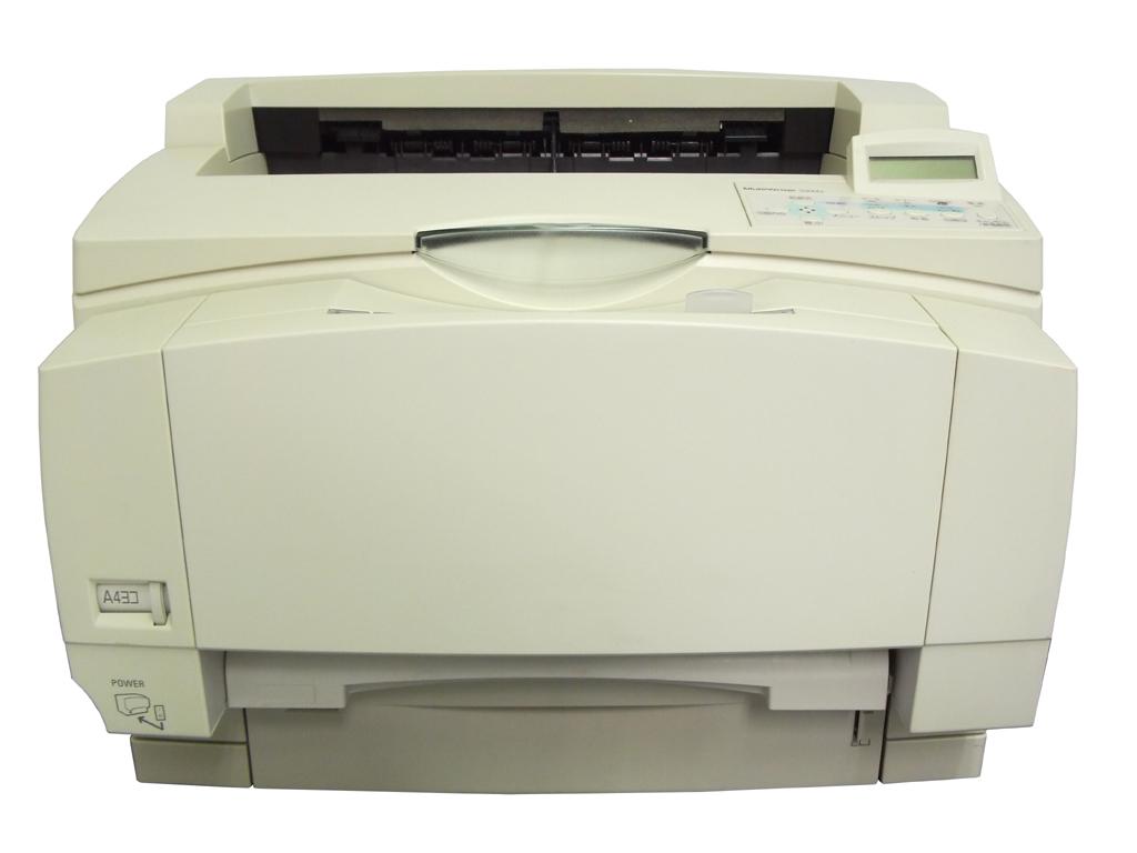 NEC MultiWriter3300N A3 レーザープリンタ 手差しトレイユニット付き【中古】