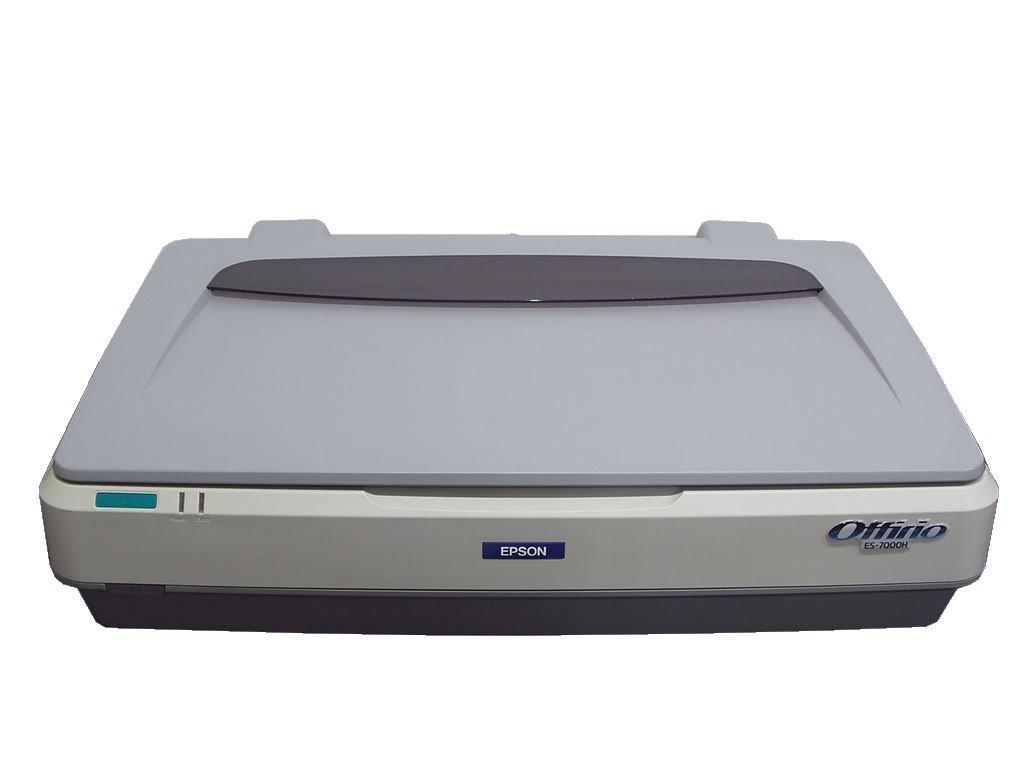 ES-7000H EPSON SCSI対応 A3カラースキャナ【中古】