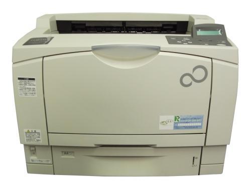 XL-9311 Fujitsu A3モノクロレーザープリンタ 26000枚【中古】