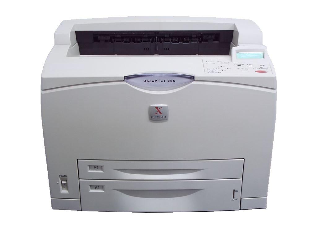 DocuPrint 255 FujiXerox A3モノクロレーザープリンタ【中古】