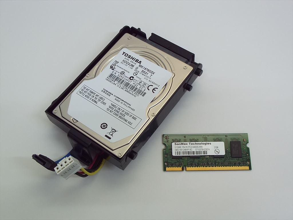 EL300805 FUJIXEROX 内蔵増設ハードディスク  DocuPrintC3350用 メモリー512MB(EC101475付):すまいるOA