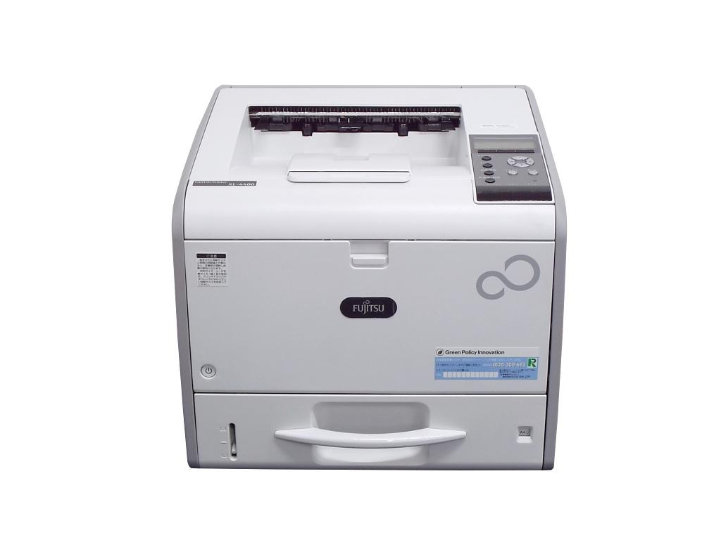 富士通 XL-4400 A4レーザープリンタ【中古】
