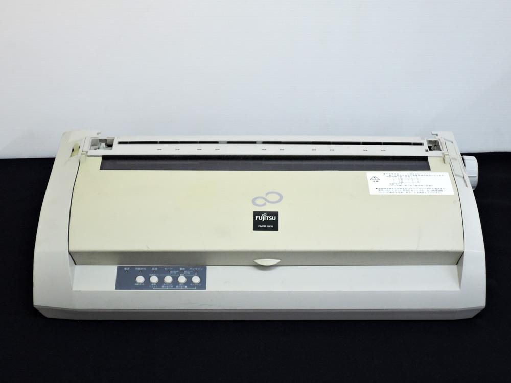 富士通 FMPR3000 ドットインパクトプリンタ【中古】 Fujitsu