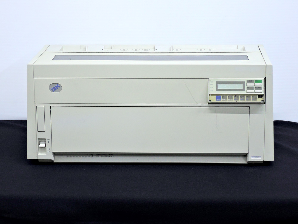 IBM 5579-L02 ドットプリンタ 5579-L02 IBM【中古】, キタキュウシュウシ:10f07290 --- officewill.xsrv.jp