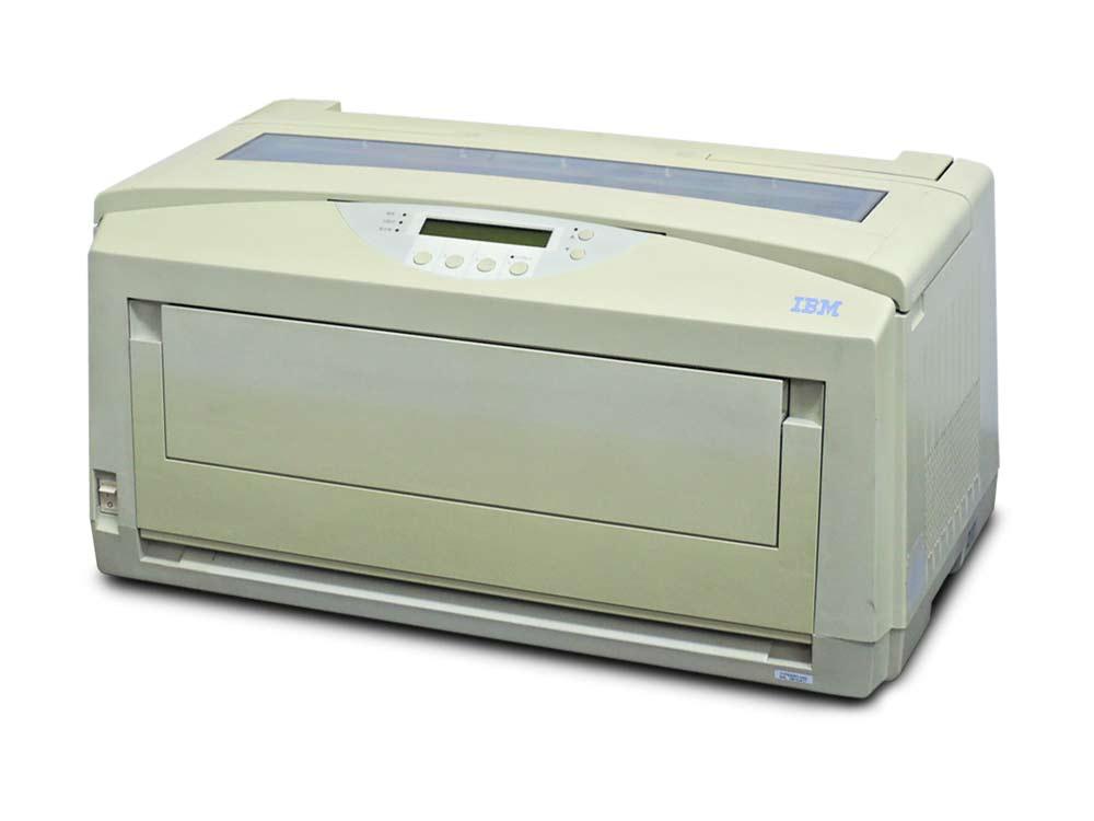 IBM 5557-H02 ドットプリンタ 【中古】