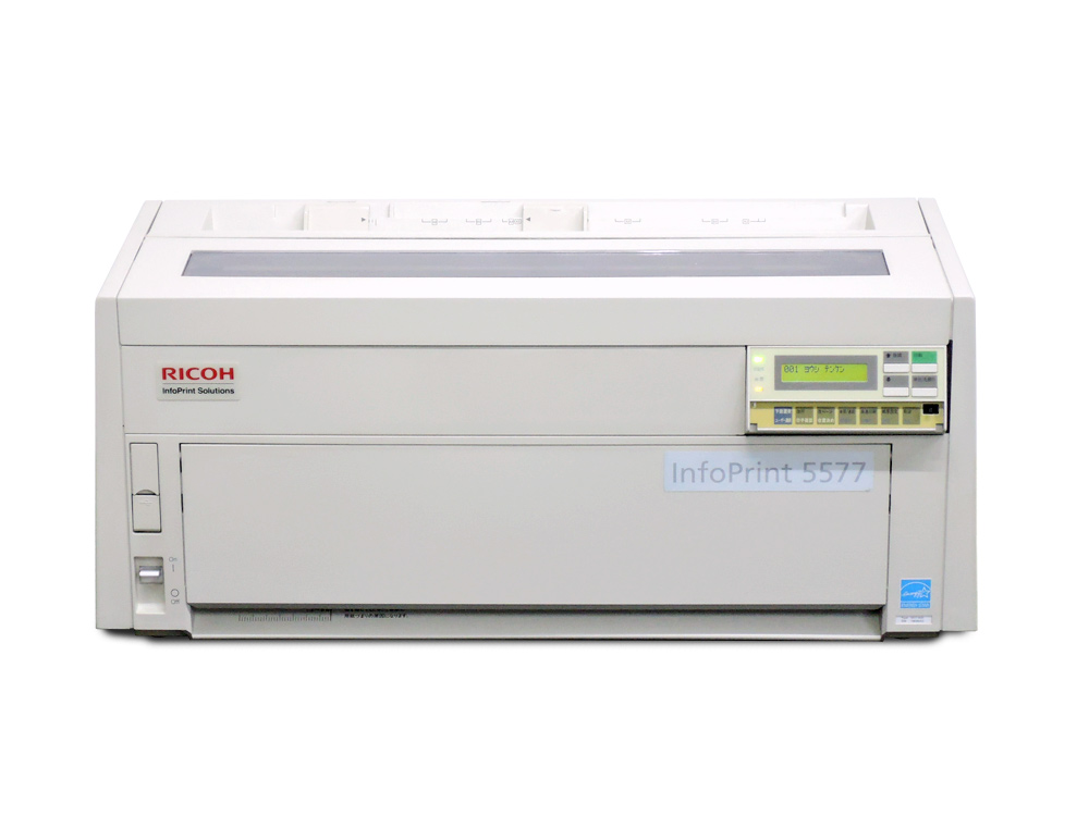 5577-H05 RICOH dot printer RICOH (IBM, JBAT)