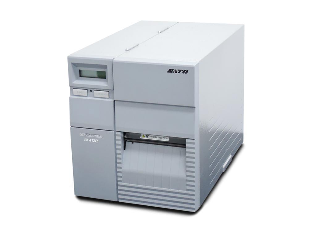 SATO BF412R+CTバーコードラベルプリンタ USB接続仕様【中古】