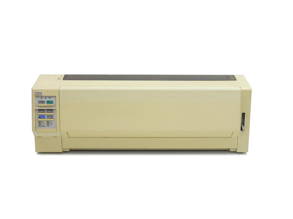 IBM 5573-L02 ドットプリンタ 【中古】
