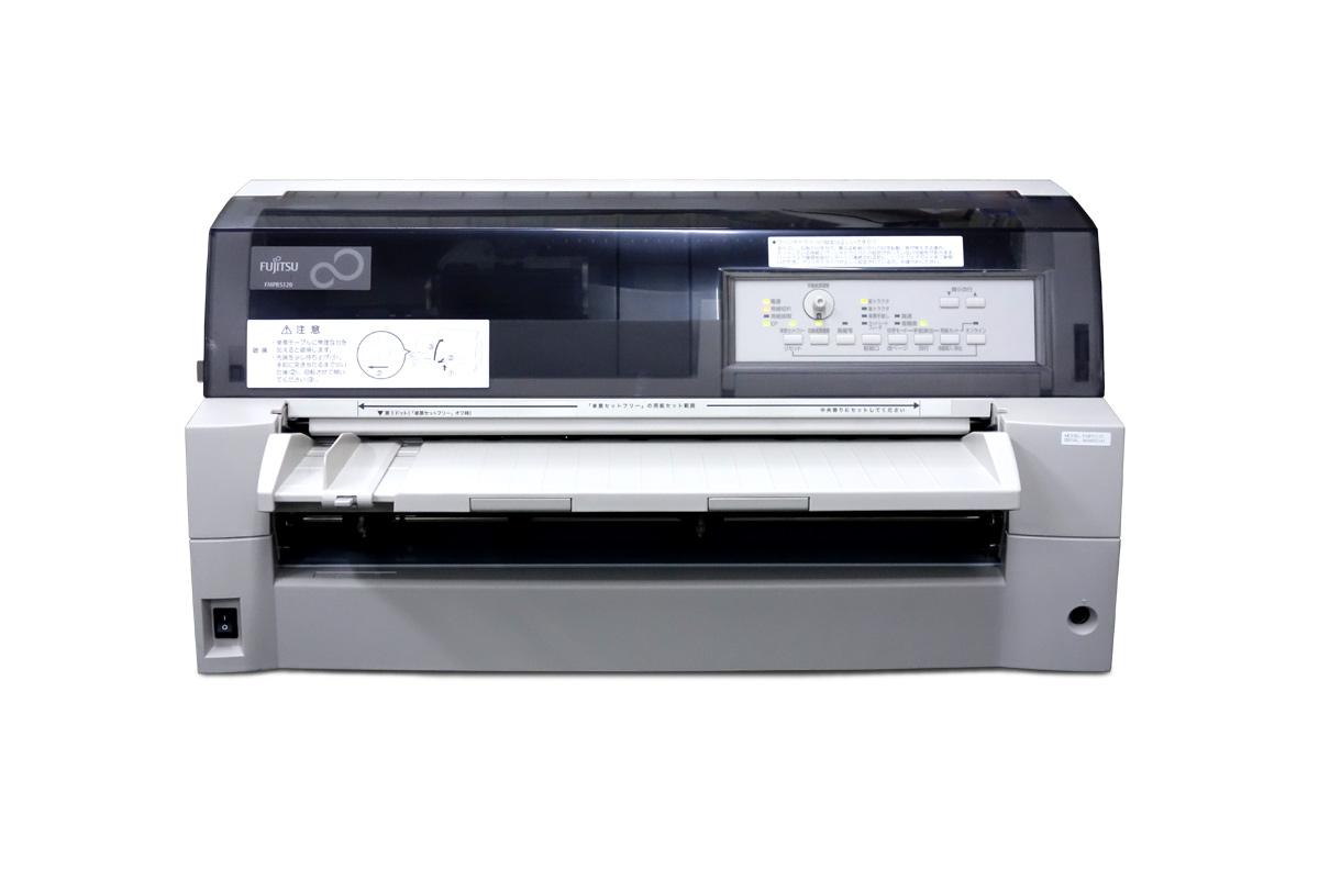 国内送料無料 蔵 複写5枚対応 高複写時8枚 Fujitsu ドットプリンター ドットインパクトプリンタ 富士通 FMPR5120 中古