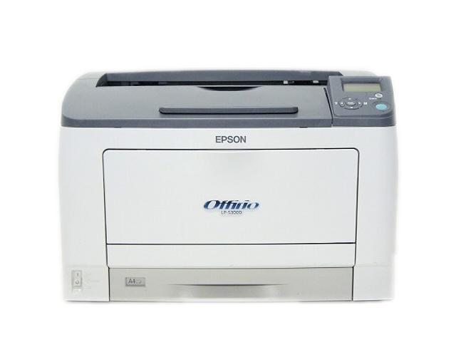 LP-S3000 EPSON A3モノクロレーザープリンタ 88,000枚以下【中古】