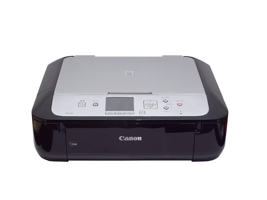 Canon キャノン インクジェット オンラインショップ 複合機 配送員設置送料無料 プリンター 中古 インクジェット複合機 PIXUS MG5730