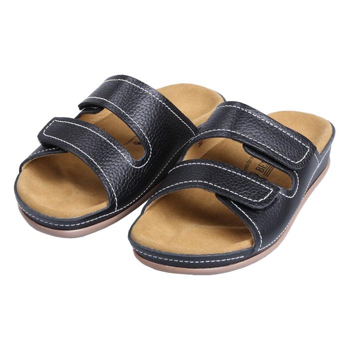 足を温かくしてくれ 爆売りセール開催中 履いてても疲れにくい靴 オフィス用や外用のサンダルとして履ける これを履くと足の裏が柔らかくなる 機能性健康靴 卸直営 サンダル BENESU