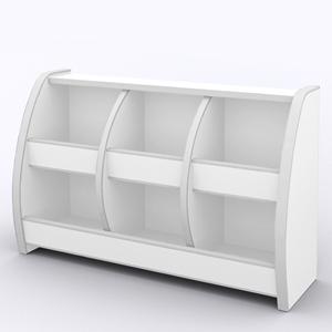 国産の子供用家具♪ 収納ボックス チェスト おもちゃばこ ワイド [完成品]【送料無料】