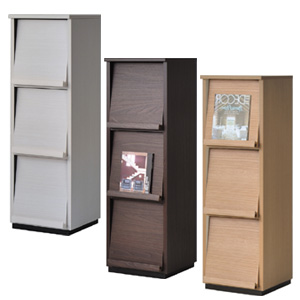 Wal-fit cabinet style WF-1240DP(ウォルフィット キャビネットスタイル 3段1列) 【送料無料】(組み合わせ家具 日本製 国産 タカシン家具工業)【 10P27May16 】